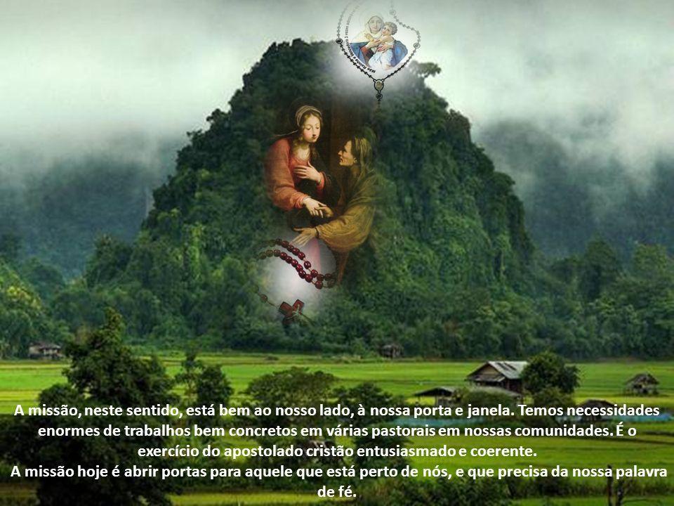 Texto – Dom Orani João Tempesta – Música – Mãe do grande Amém Pe.