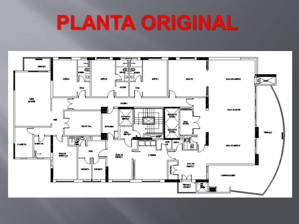 O apartamento foi projetado e decorado para uma Família composta por quatro pessoas: a mãe e esposa, a sra.