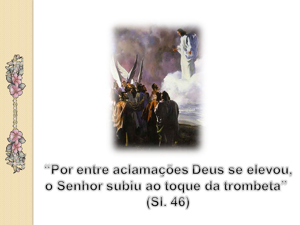 A Ascensão recorda-nos que o subtrair-se Jesus à experiência sensível dos seus discípulos tem também a finalidade de deixar o campo a estes, que conti