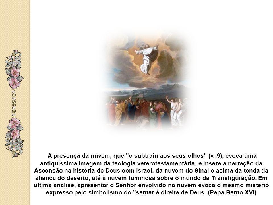 Porém, existe um sentido mais profundo, imperceptível imediatamente. Na página dos Atos dos Apóstolos afirma-se em primeiro lugar que Jesus
