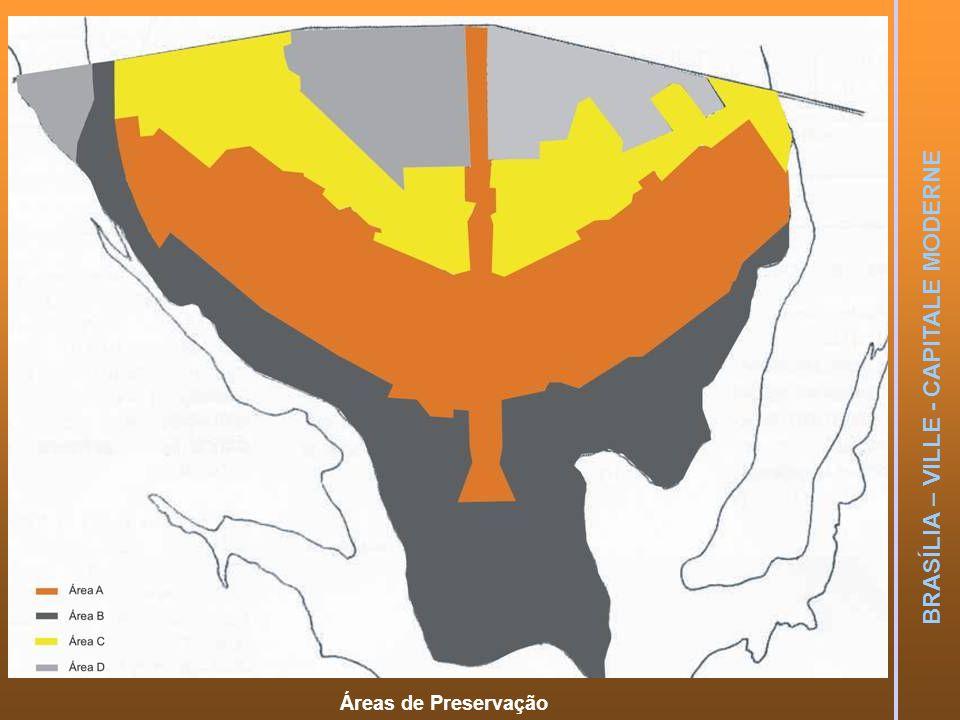 Áreas de Preservação