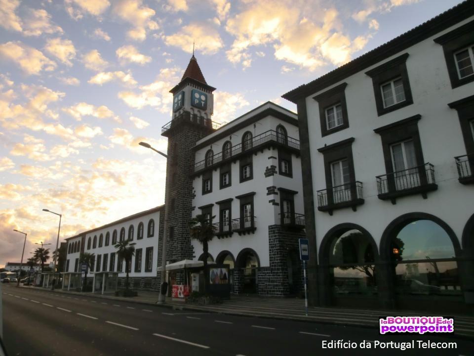 Edificio da Câmara Municipal