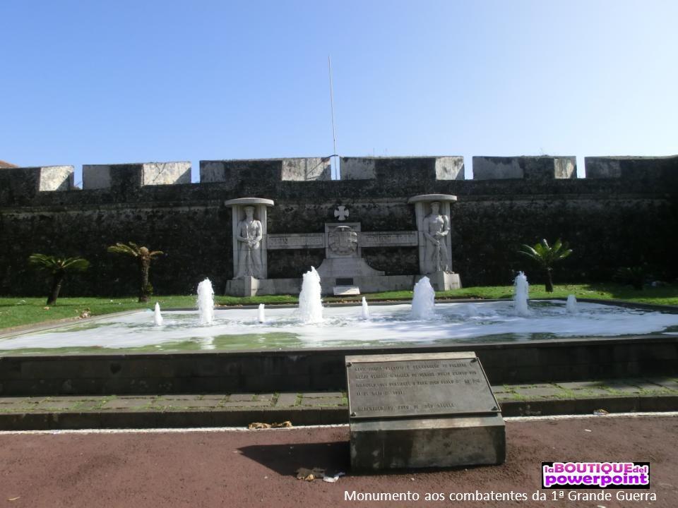 Jardim da residência do Presidente do Gov.Reg.