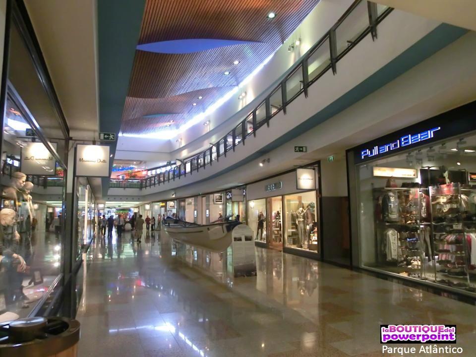 Centro Comercial- Parque Atlântico