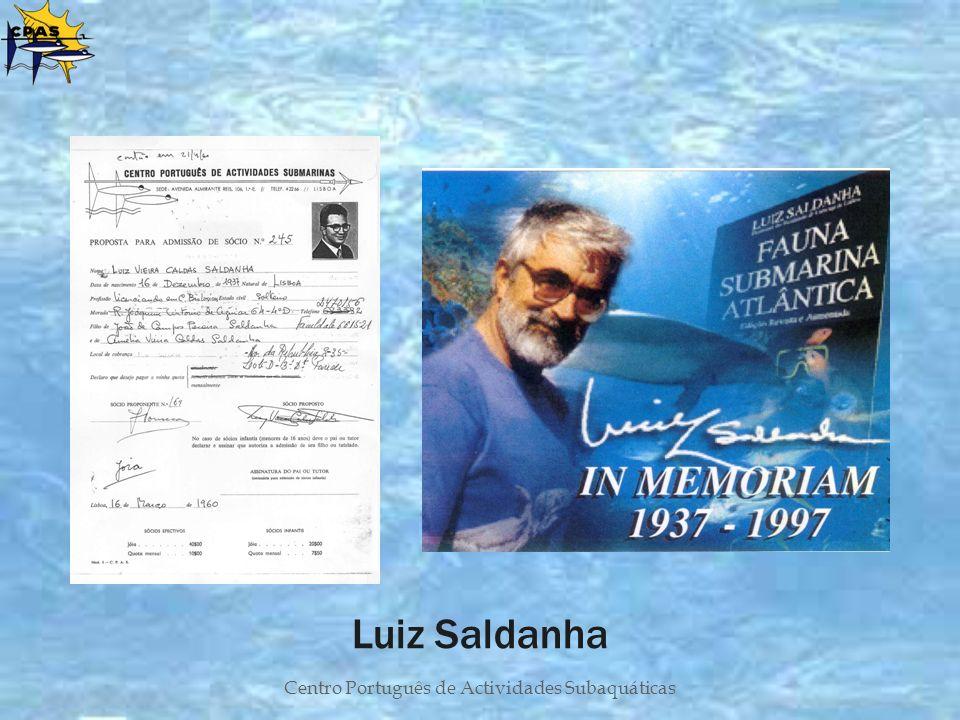 Centro Português de Actividades Subaquáticas Luiz Saldanha