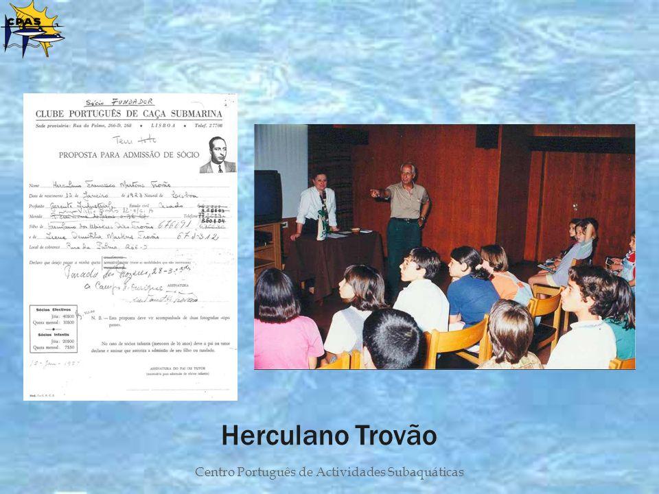 Centro Português de Actividades Subaquáticas Herculano Trovão