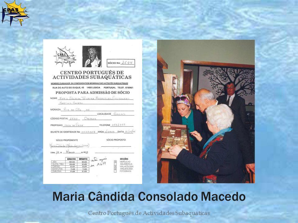 Centro Português de Actividades Subaquáticas Maria Cândida Consolado Macedo