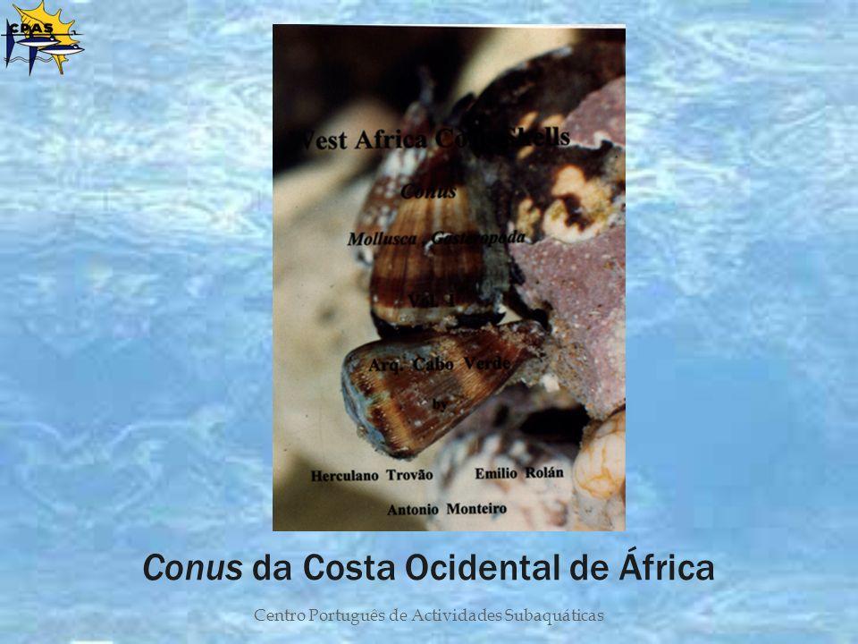 Centro Português de Actividades Subaquáticas Conus da Costa Ocidental de África