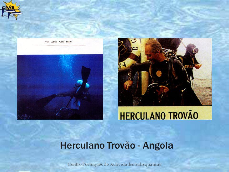 Centro Português de Actividades Subaquáticas Herculano Trovão - Angola