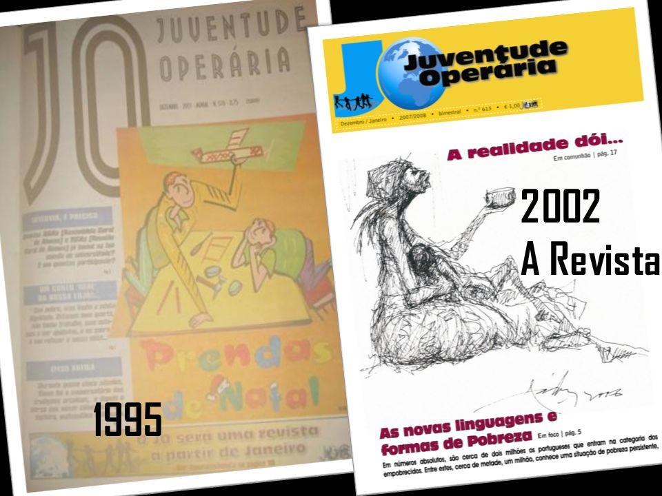 1995 2002 A Revista