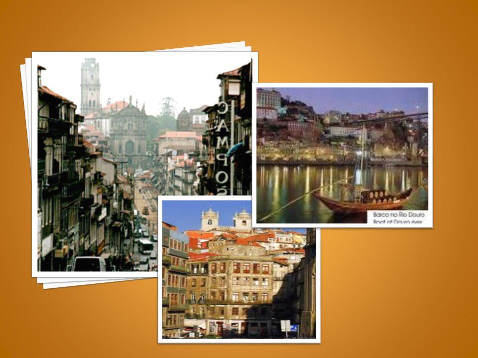 A Ribeira é um dos locais mais antigos e típicos da cidade Porto, em Portugal.