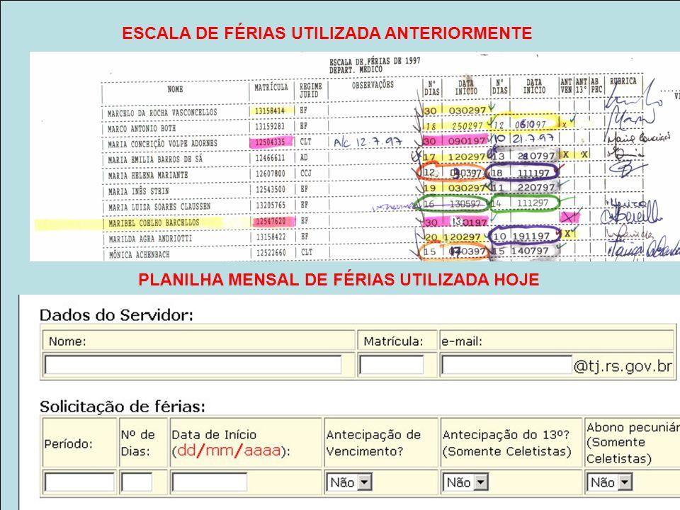 Escanear planilhas de escala de férias antes e depois Planilhas antes e depois Escanear planilhas de escala de férias antes e depois Planilhas antes e