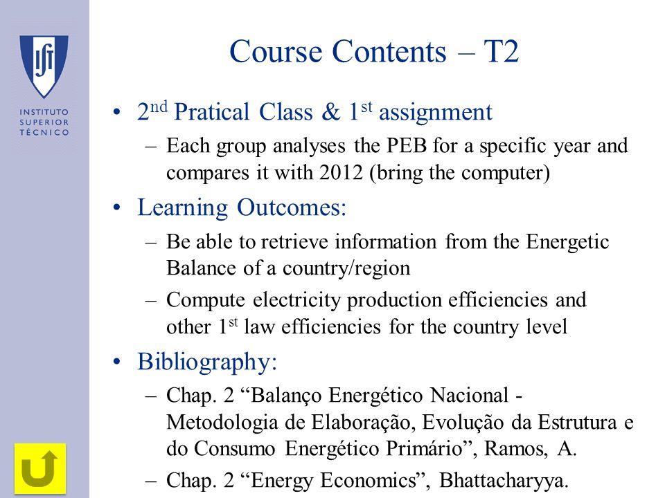Exercises –Write the energy balance eq.–Identify energy flows –Simplify the eq.