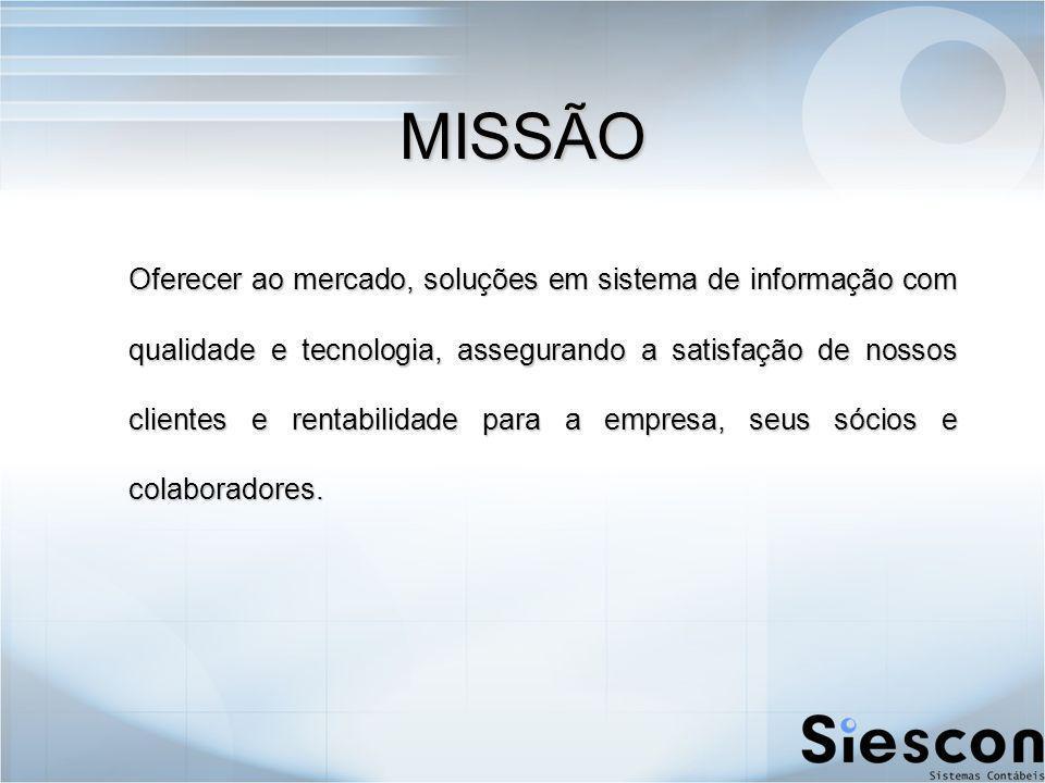 NEGÓCIO Tecnologia da informação para o mercado de serviços contábeis.