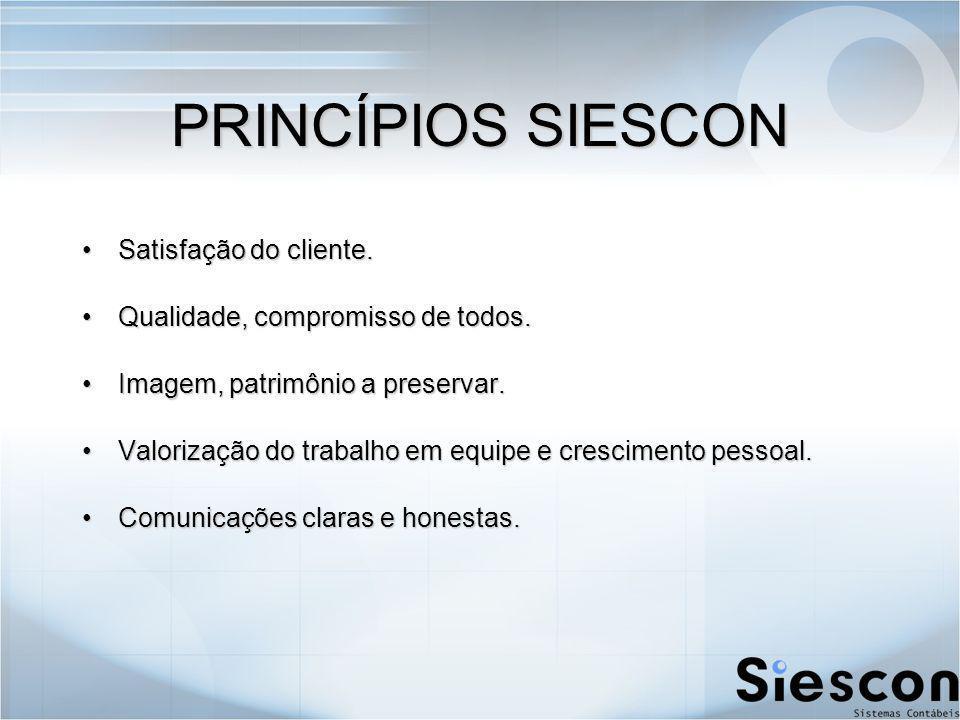 Siescon LALUR Siescon LALUR Cadastro de períodos para apurações.Cadastro de períodos para apurações.