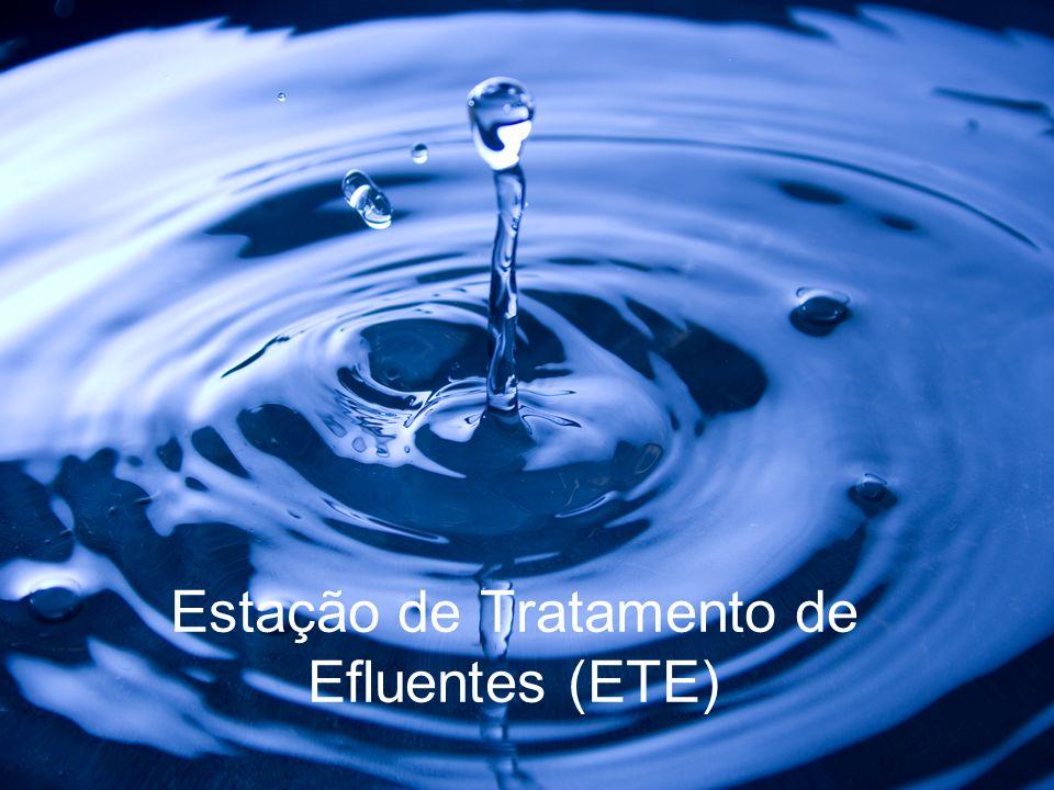 Estação de Tratamento de Efluentes (ETE)