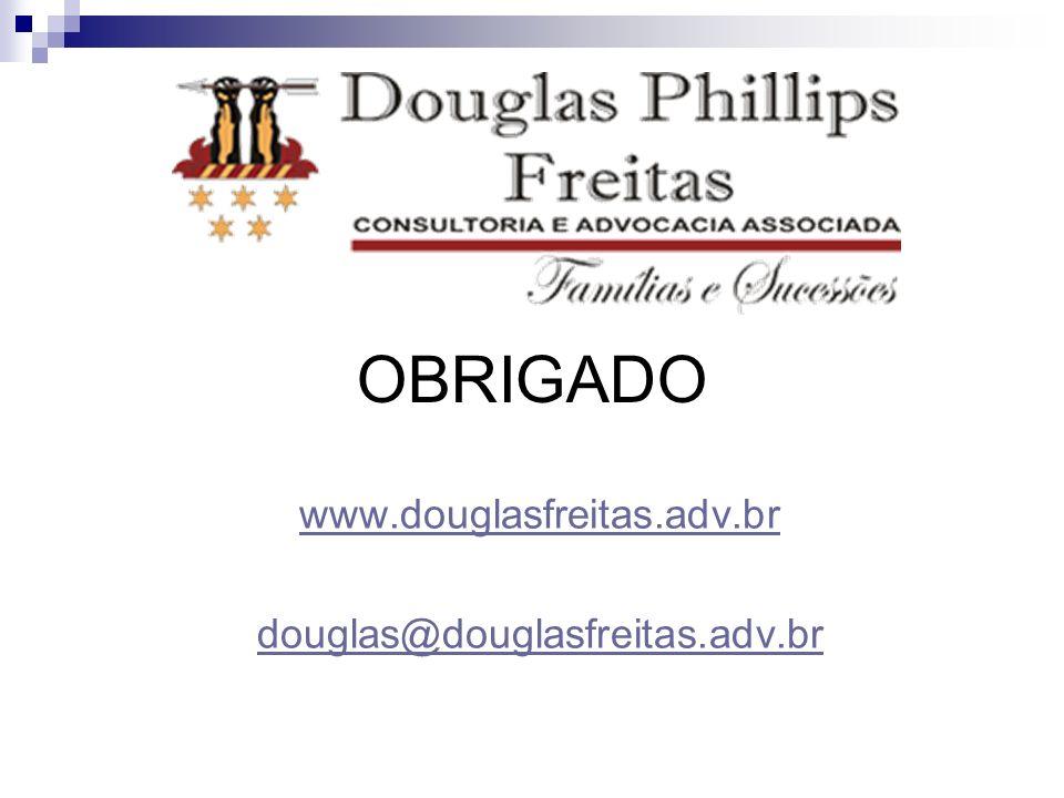 OBRIGADO www.douglasfreitas.adv.br douglas@douglasfreitas.adv.br