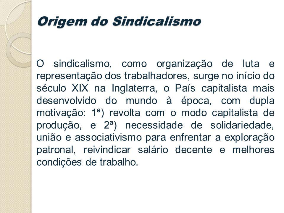Lei 11.648/2008 (PL nº 1990/2007) - Rateio da Contribuição Sindical (art.