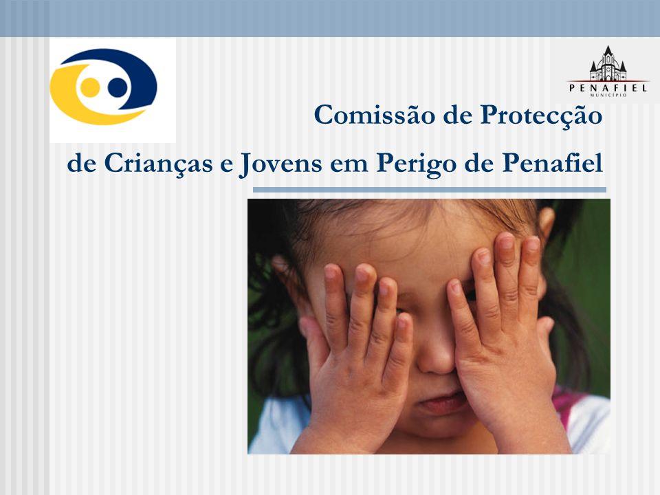 Comissão de Protecção de Crianças e Jovens em Perigo de Penafiel