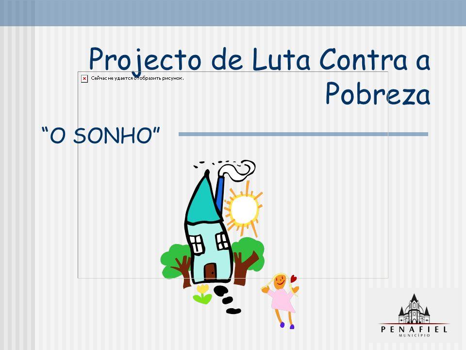 Projecto de Luta Contra a Pobreza O SONHO