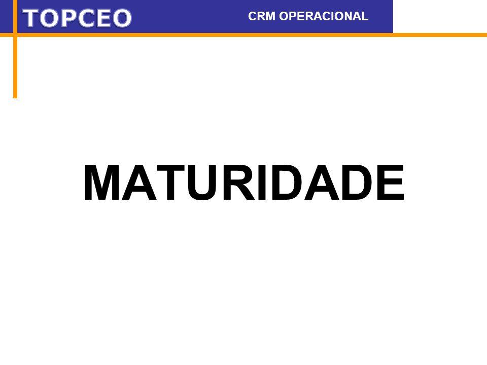 MATURIDADE CRM OPERACIONAL WWW.DEAK.COM.BR