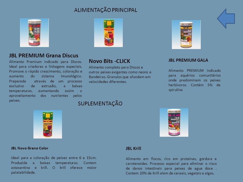 JBL PREMIUM Grana Discus Alimento Premium indicado para Discos.