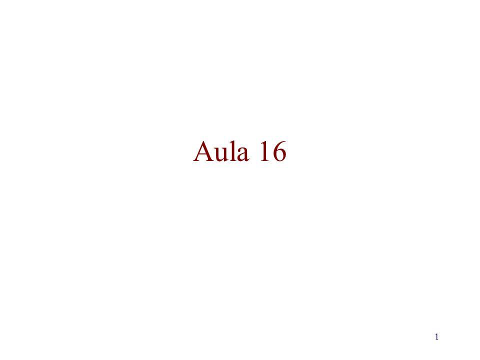 1 Aula 16