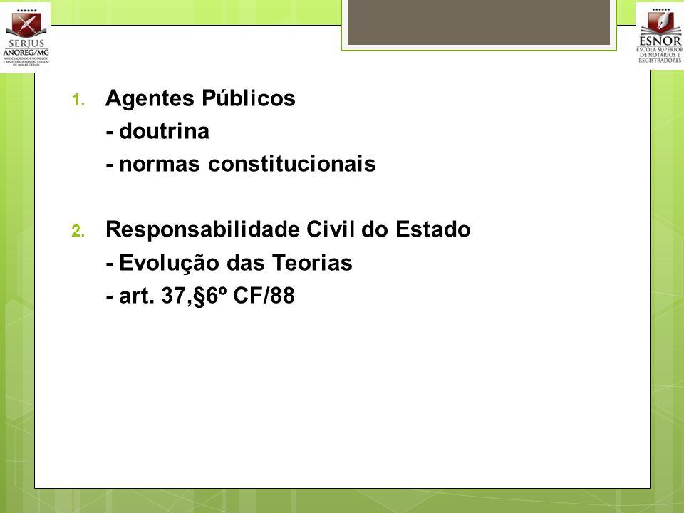 AGENTES PÚBLICOS 1.