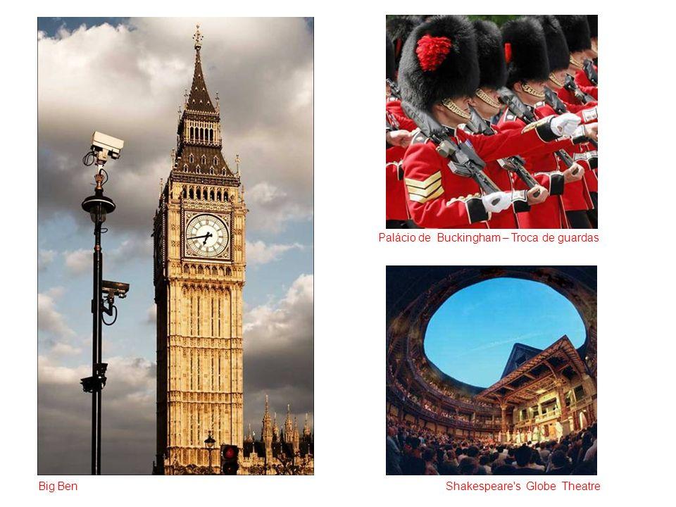 PACOTE TERRESTRE Janeiro 2010 Programação: Atividades culturais, sociais e esportivas na cidade de Londres e duas excursões fora da cidade aos sábados.
