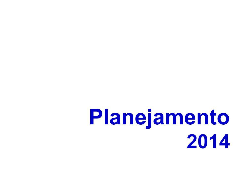 Planejamento 2014