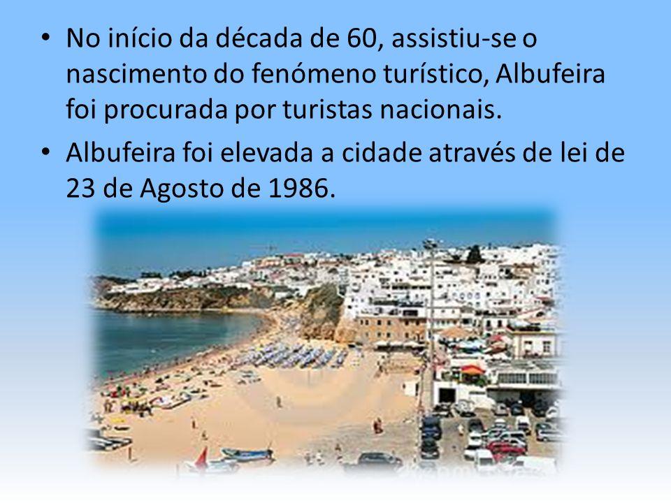 Albufeira é uma cidade portuguesa pertencente ao Distrito de Faro, região e sub- região do Algarve, com mais de 40 000 habitantes.