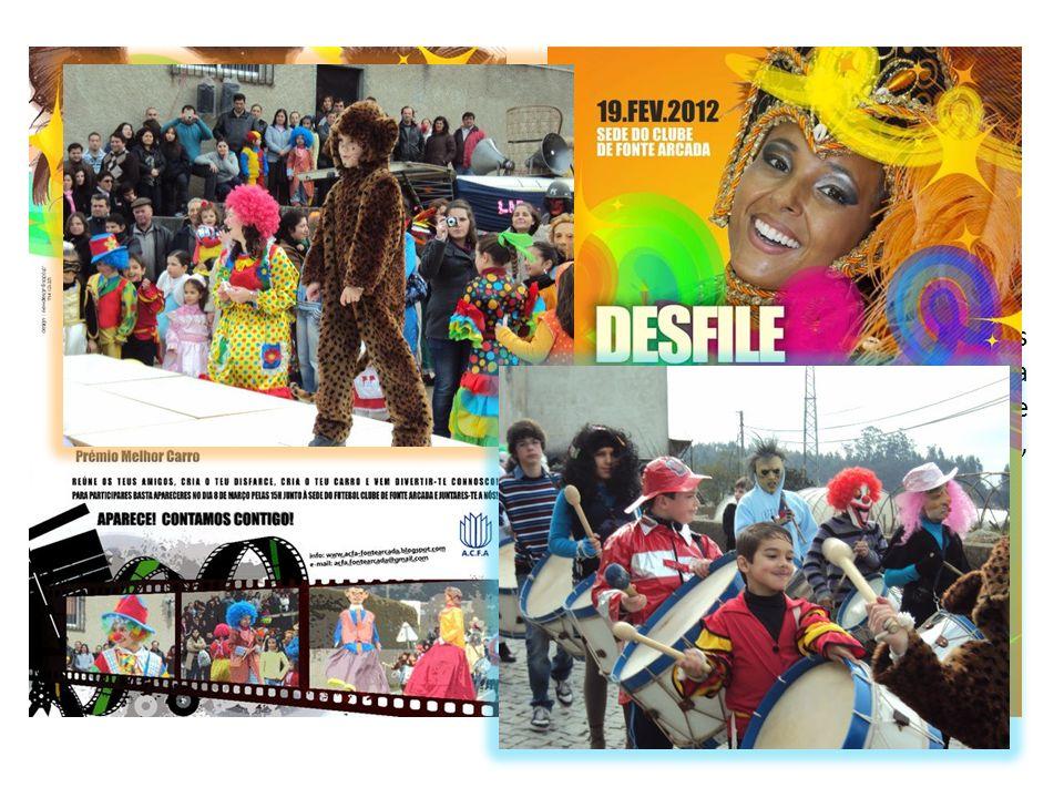 Visão ativa da ACFA Atividades planeadas para 2012: - Cortejo de Carnaval Toda a organização do cortejo passa pela ACFA. A associação planeia, faz os