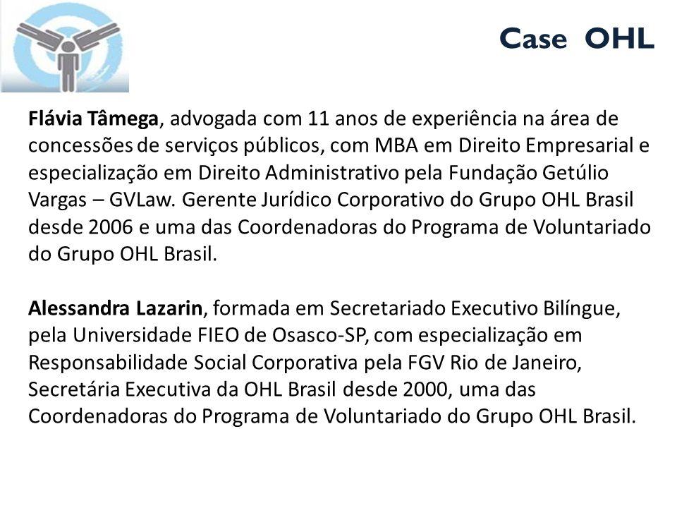 Flávia Tâmega, advogada com 11 anos de experiência na área de concessões de serviços públicos, com MBA em Direito Empresarial e especialização em Dire
