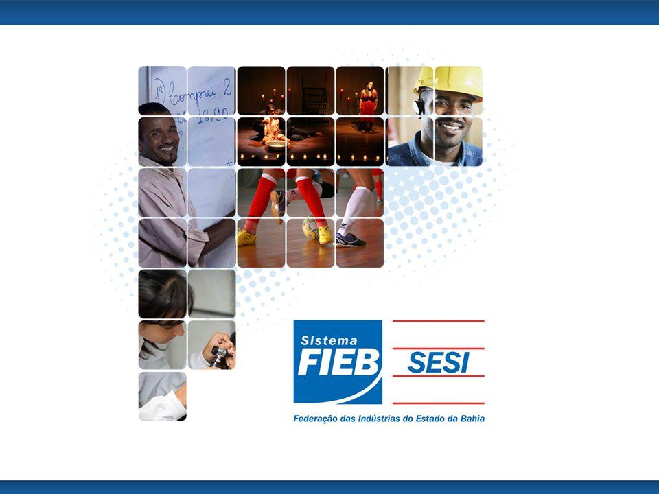 SISTEMA FIEB Apresentação Geral O Sistema FIEB presta serviços às empresas e aos industriários e seus dependentes, nos campos de educação e qualificação profissional, saúde, lazer e difusão tecnológica, através de entidades e órgãos que o integram: FIEB, CIEB, SESI, SENAI e IEL
