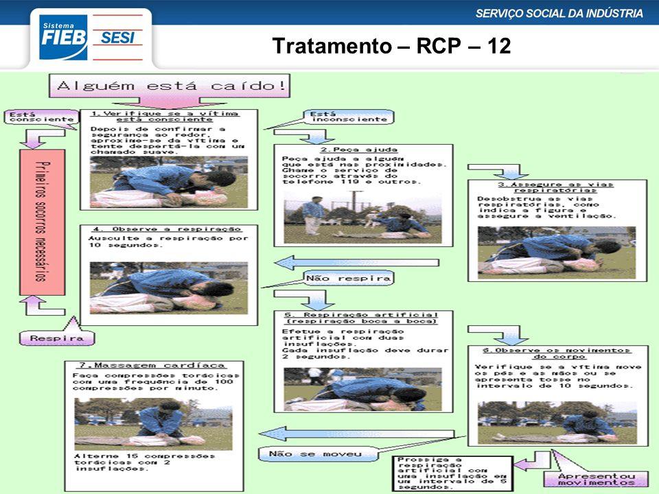 Tratamento – RCP – 12