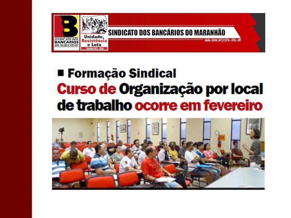Estrutura Sindical no Brasil Estrutura Sindical Conjunto de normas de funcionamento e organização dos sindicatos.