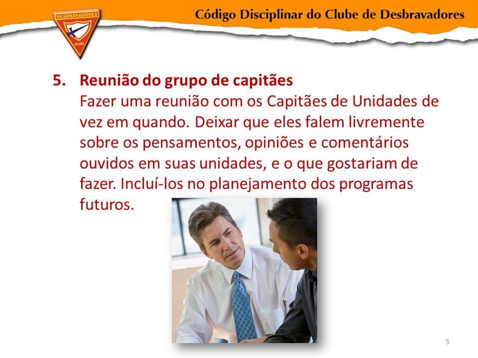 5.Receber bem os membros O novo membro deve perceber o calor do convívio que lhe é oferecido, tanto dos demais membros como da equipe de liderança.