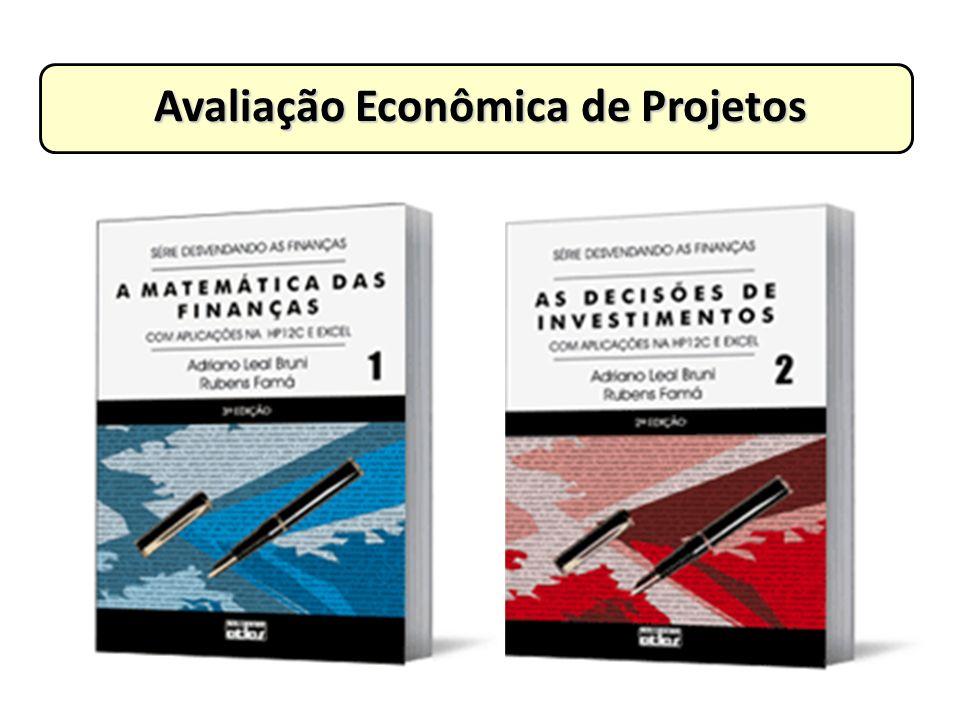 1 Avaliação Econômica de Projetos Pós-graduação em LOGÍSTICA EMPRESARIAL