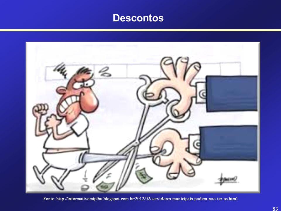 82 Descontos DESCONTO BANCÁRIO COMPOSTO OU POR FORA Um valor nominal de $25.000,00 é descontado 2 meses antes do seu vencimento, à taxa de juros compo