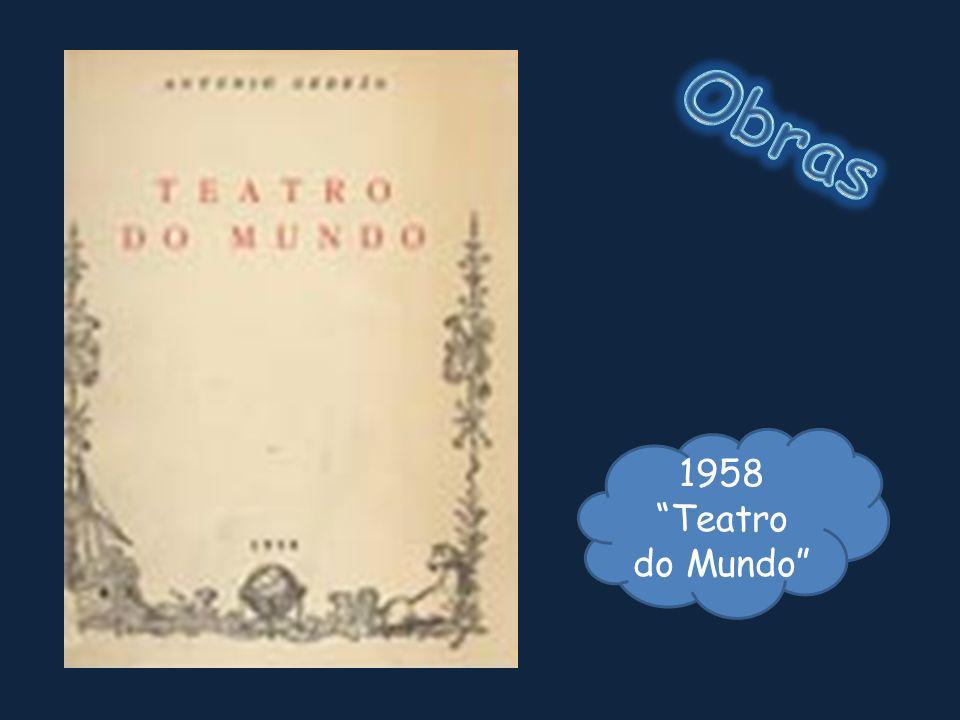 1958 Teatro do Mundo