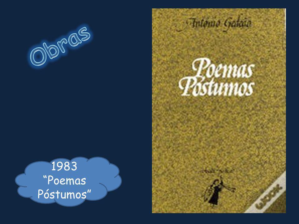 1983 Poemas Póstumos