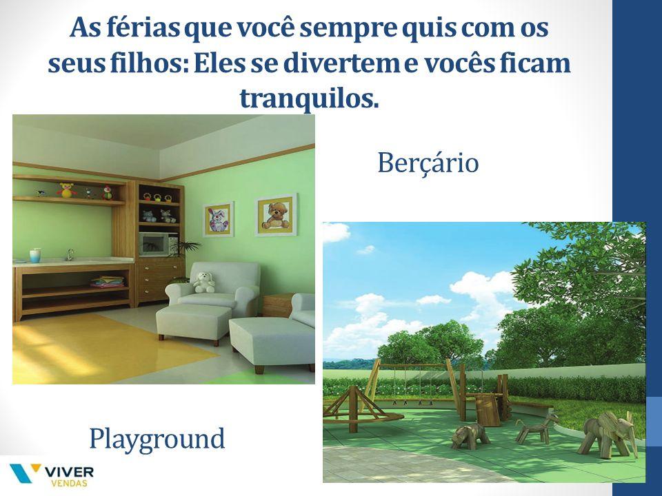 Área de Lazer - Salão de Festas - Salão de Jogos - Estar intimo - Fitness Center - Lan House - Deck/Bar/Sauna - Piscina Adulto e Infantil - Playground