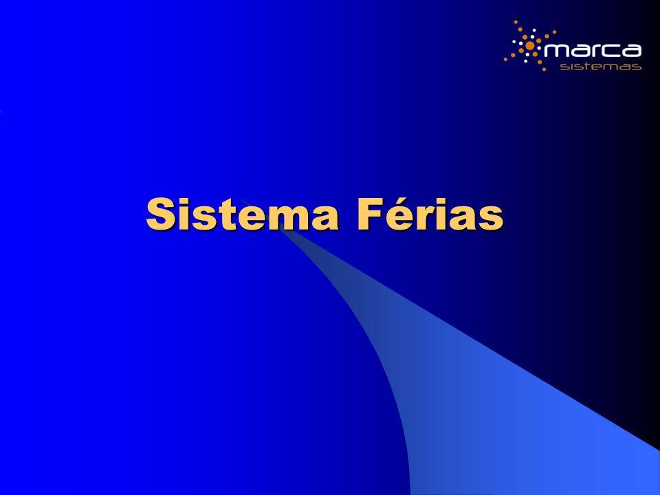 Sistema Férias