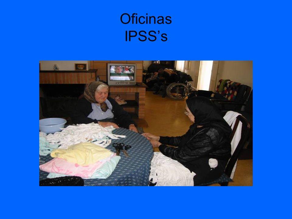 Oficinas IPSSs