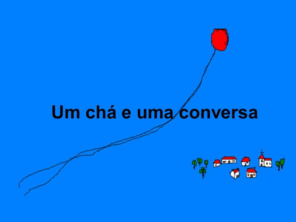 Um chá e uma conversa