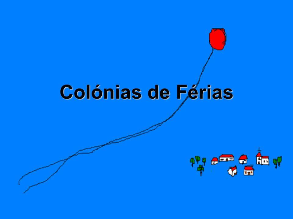 Colónias de Férias