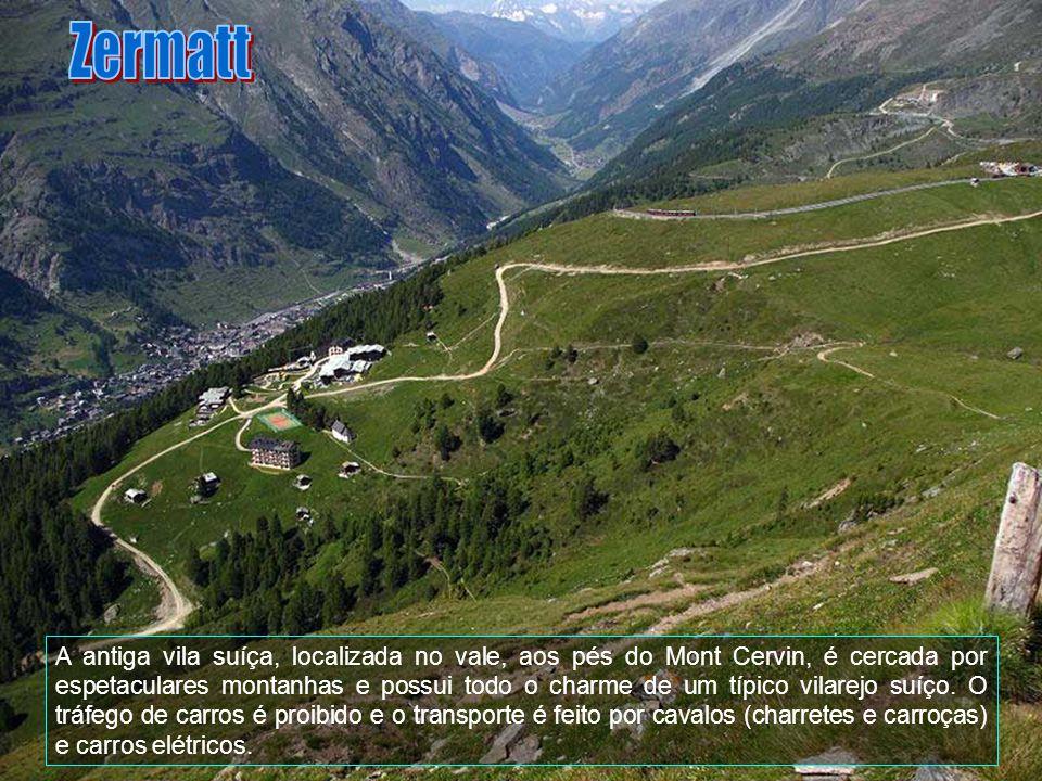 As áreas de ski, muitas abertas durante todo o ano, se conectam, sendo possível esquiar durante vários dias sem passar duas vezes pela mesma pista. A