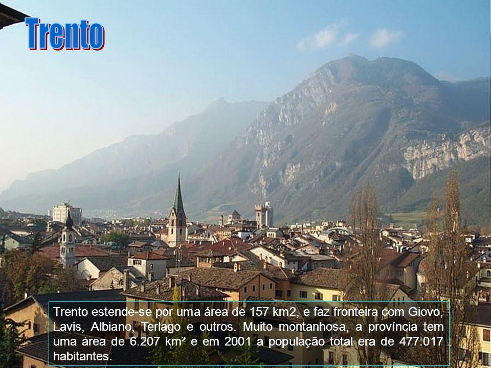Trento (em italiano