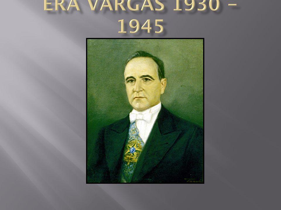 1 - O PERÍODO PROVISÓRIO (1930 – 1934) : Decretos-lei.