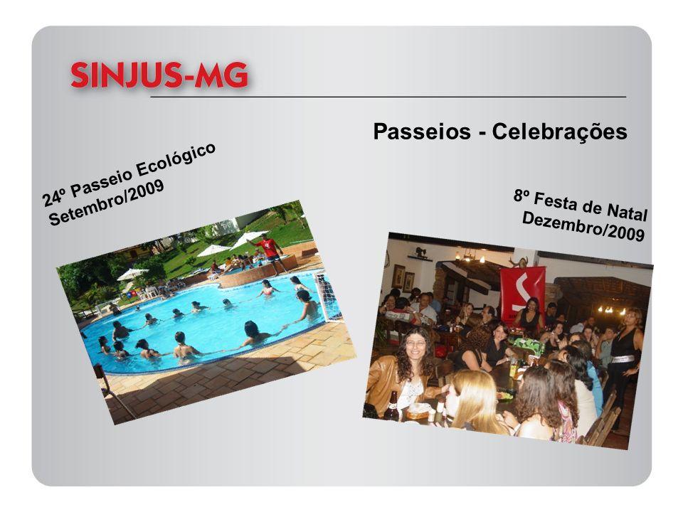 Neste 2009, a festa será dia 27 de novembro (sexta), a partir das 22 horas, no salão Michelle Mazzini.